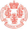 The Society of Colonial Wars logo